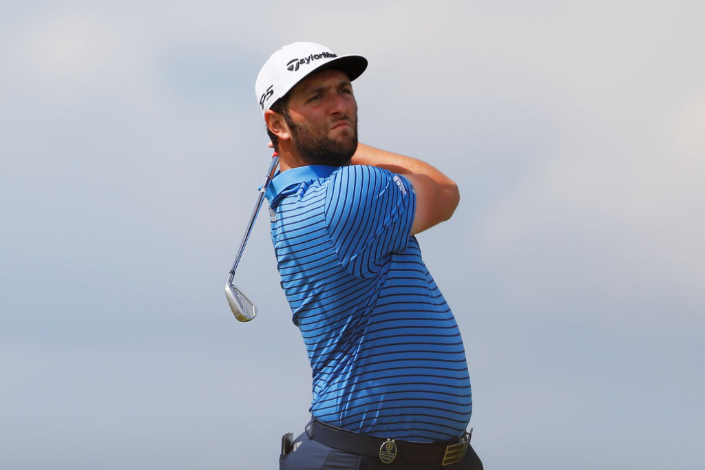 I'd love to see Rory McIlroy win The Open at Royal Portrush but Jon Rahm is my top pick for the year's last golf Major
