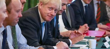 Boris Johnson takes aim at Brussels in fresh Brexit battle
