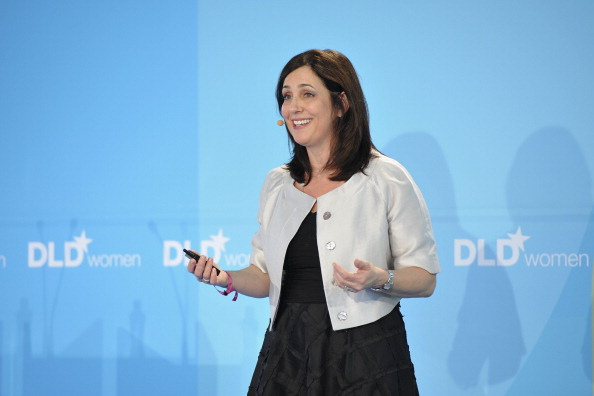 MUNICH, GERMANY - JUNE 29: Joanna Shields of Facebook speaks during the Digital Life Design women conference (DLDwomen) at Bavarian National Museum on June 29, 2011 in Munich, Germany. The conference features discussions, case studies and lectures and brings together an extraordinary group of international high-profile speakers and more than 500 participants from business, media, technology, society, health, education, politics and science. (Photo by Sascha Baumann/Getty Images)