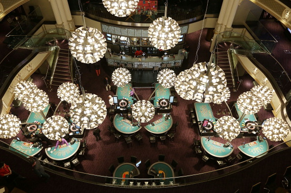 Leicester Square's Hippodrome Casino reports falling profits
