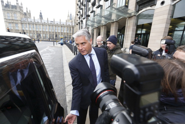 Andrea Orcel was set to take the top job at Santander earlier this year