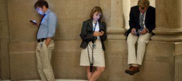 A little more conversation, a little less technology please