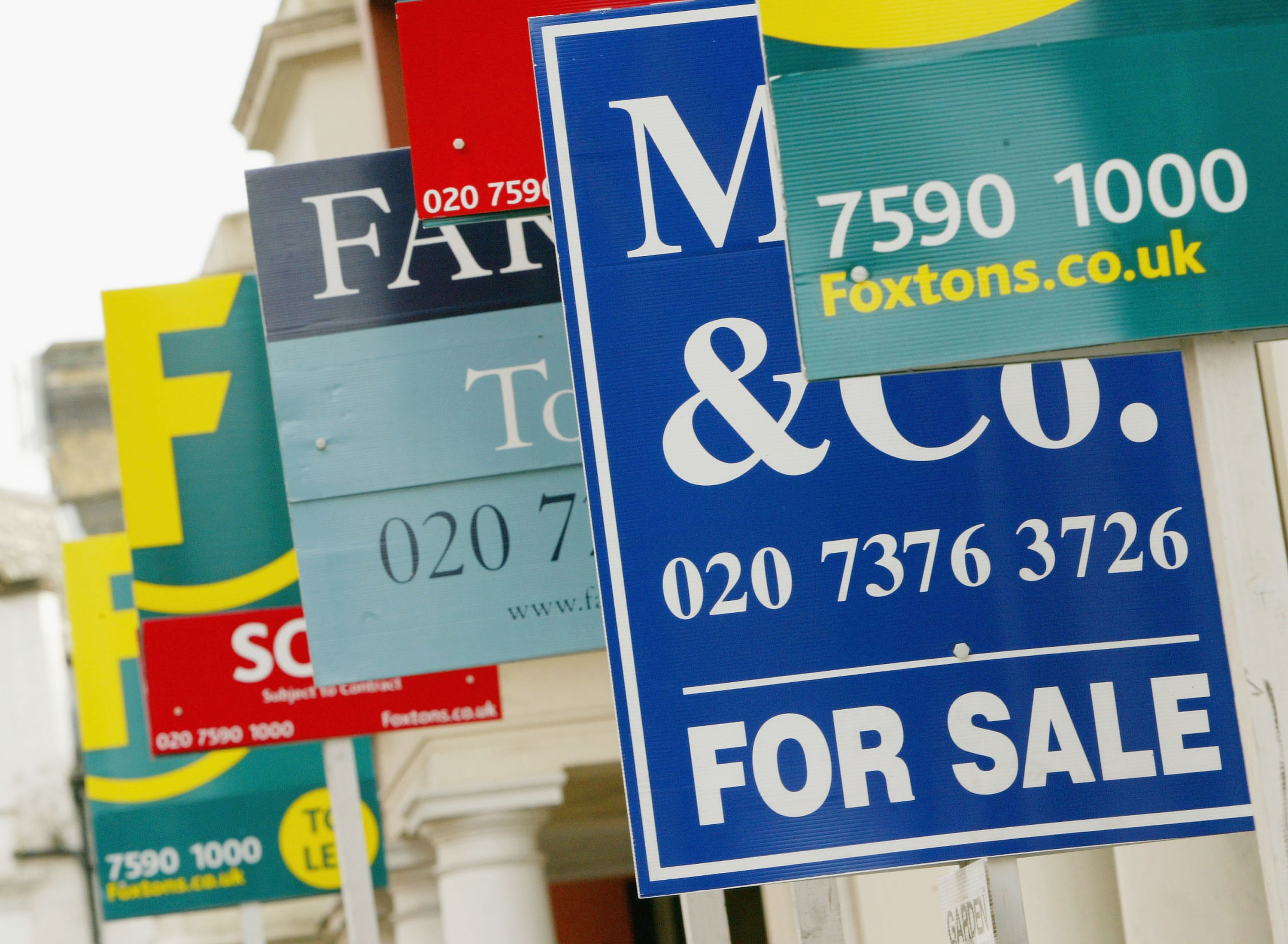 UK house sales plummet in June, held back by Brexit 'ball and chain'