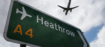 Heathrow said it had built a 'war chest' to deliver the third runway