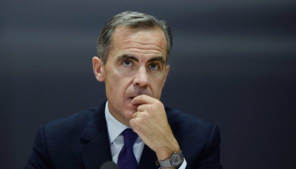 Bank of England boss Mark Carney pulls out of UK-China dinner