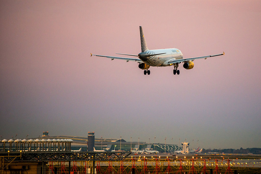 Vueling Airlines named as the most delayed airline in the UK