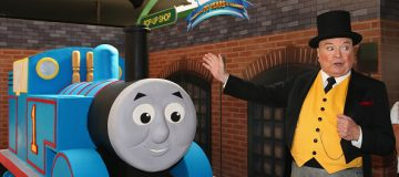 Fat controller, railways, trains
