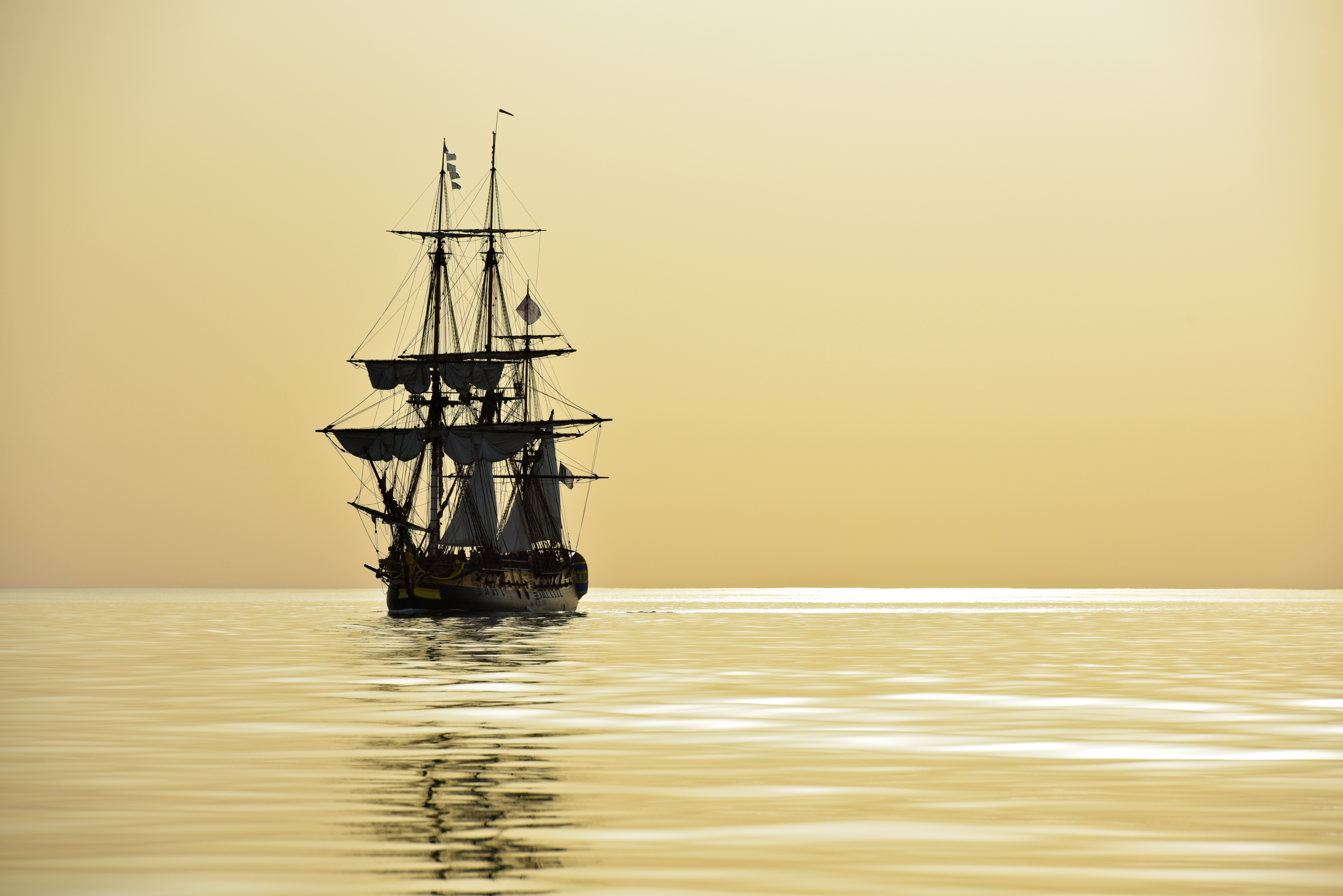 Set sail for the 1700s: Why the shipping industry is returning to technology from the history books