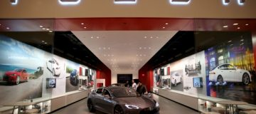 Charging up ahead of Tesla earnings - Q3 profit target to go?