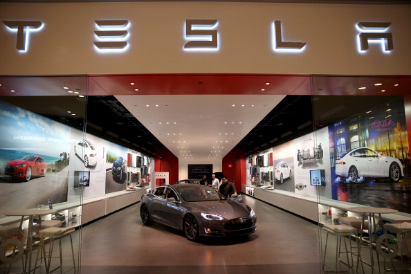 Charging up ahead of Tesla earnings – Q3 profit target to go?