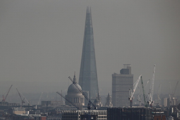 Police release daredevil climber who scaled London's 95-storey Shard skyscraper