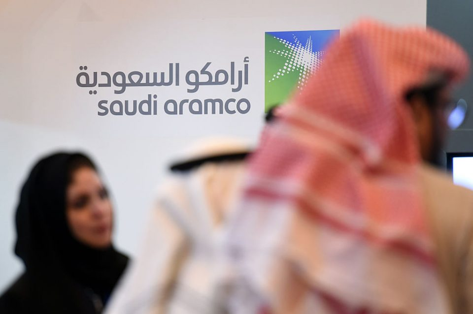 Saudi Aramco earnings drop $15bn as IPO gets underway
