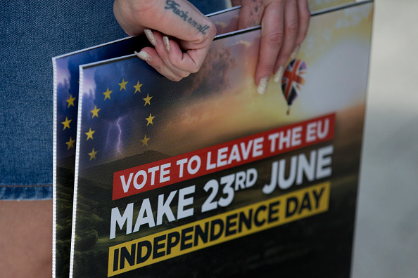 BeLeave founder wins appeal against £20,000 fine for breaching referendum spending rules