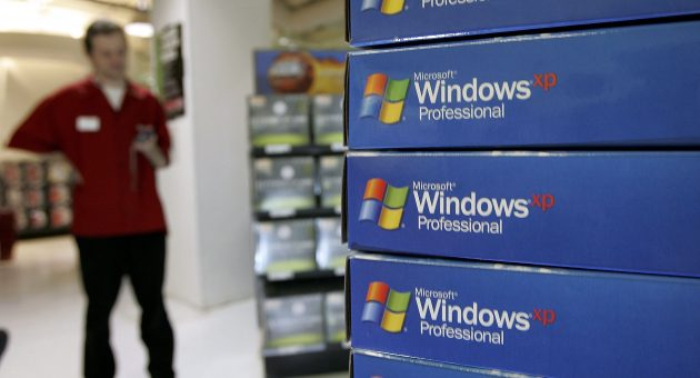 NHS still running Windows XP on over 2,000 computers