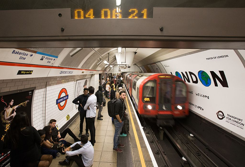 London Underground: Entire Tube network set for 4G coverage by mid-2020s