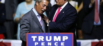 Would Nigel Farage be a good pick to be the next UK ambassador to the US?
