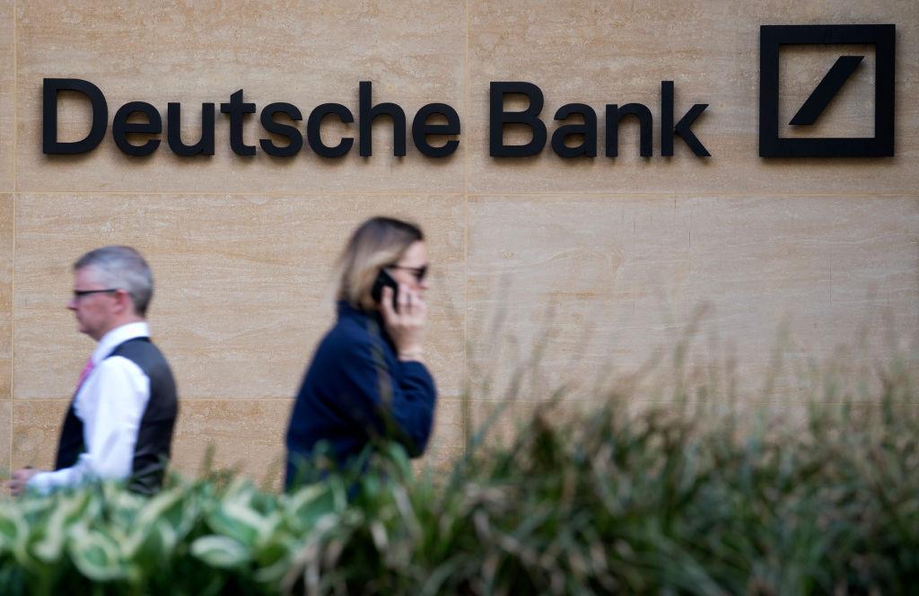 Deutsche Bank investment chief Garth Ritchie quits ahead of shakeup
