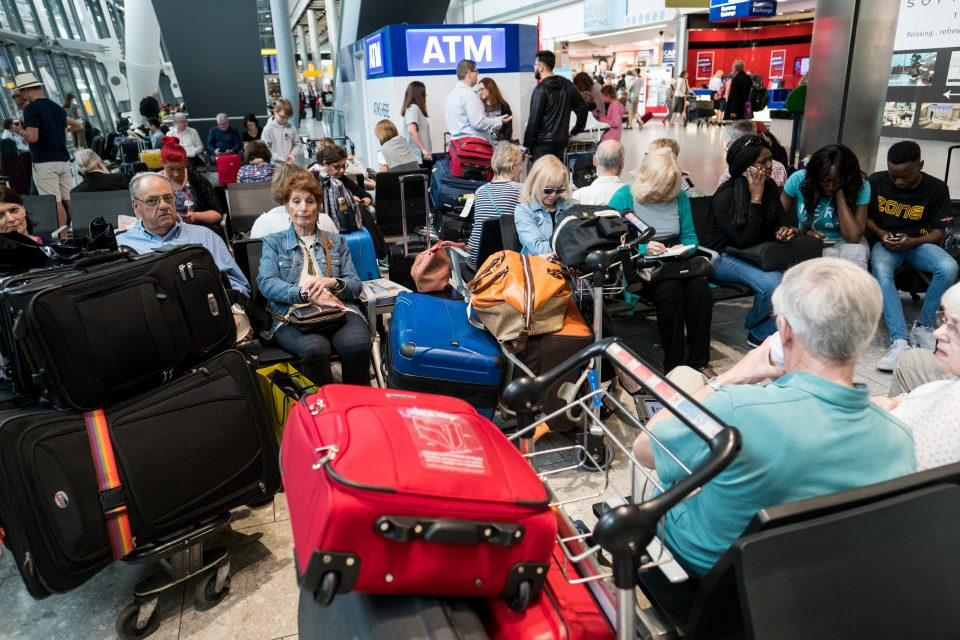 Holidaymakers face 'perfect storm' this summer as British Airways pilots vote in favour of strike action