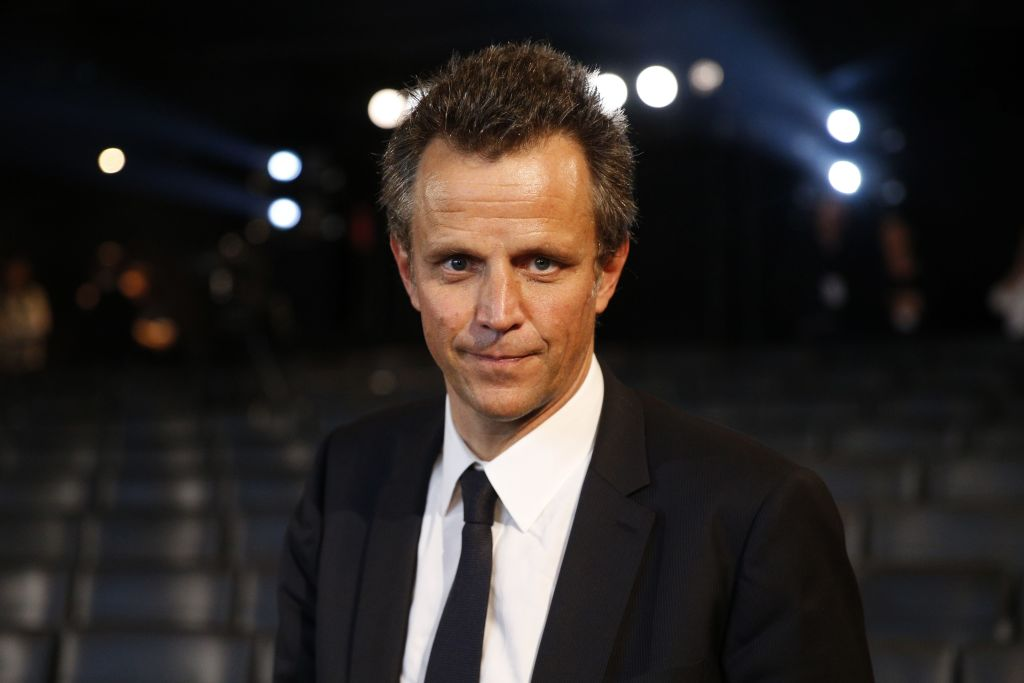 Newly appointed Publicis CEO Arthur Sadoun poses during a Publicis general assembly on May 31, 2017 in Paris. Arthur Sadoun will become CEO of Publicis on May 31: a change of era for the world number three advertising company, directed for over thirty years by Maurice Levy, and who faces complex challenges. / AFP PHOTO / GEOFFROY VAN DER HASSELT (Photo credit should read GEOFFROY VAN DER HASSELT/AFP/Getty Images)