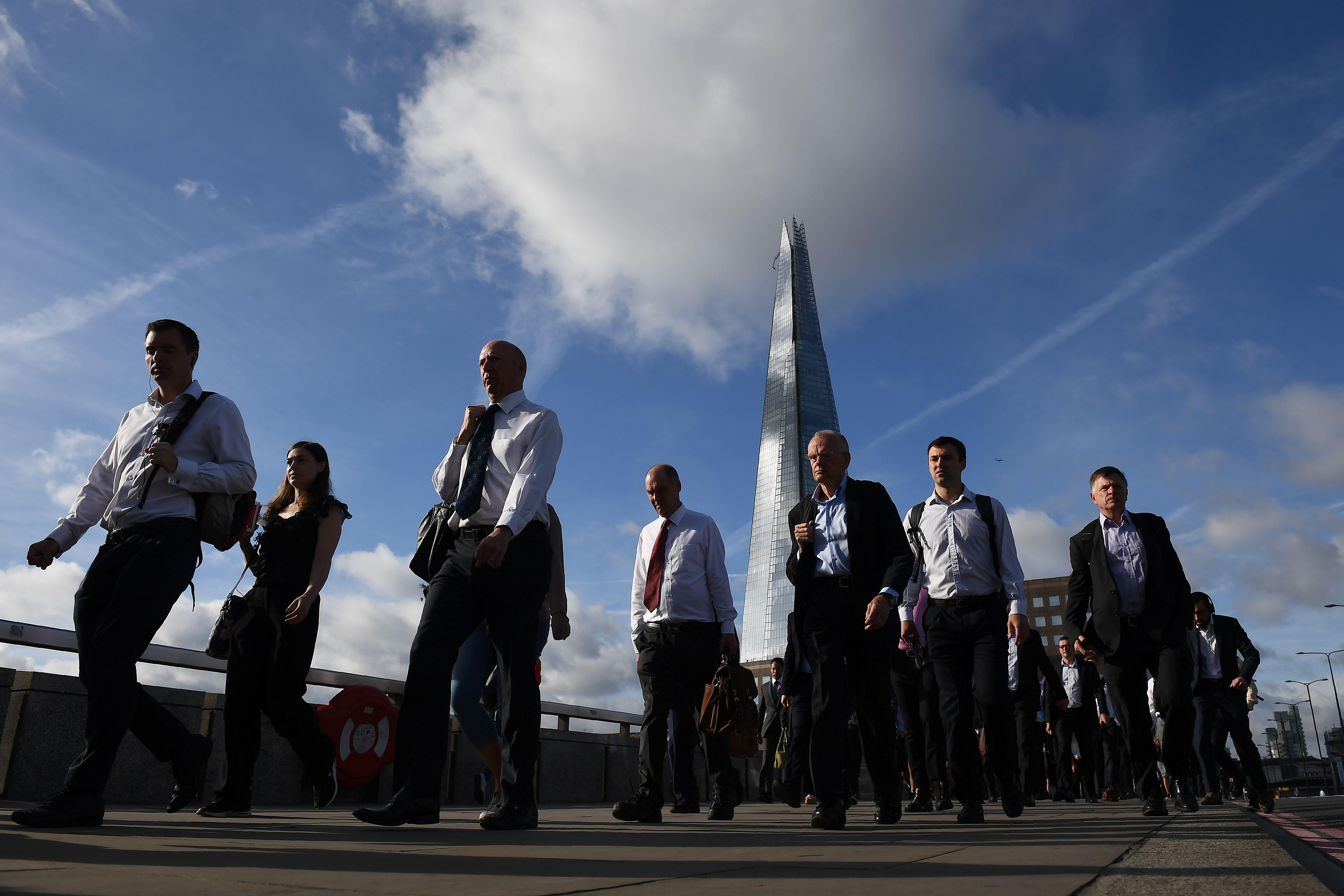 Number of employees enjoying job perks falls to 12-year low
