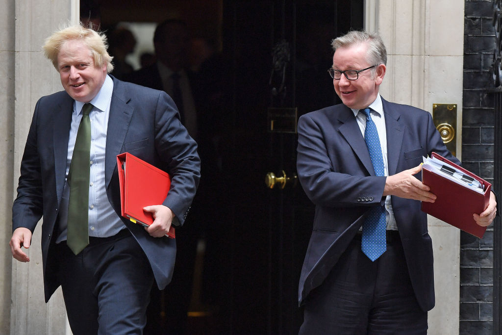 Michael Gove now thinks Boris Johnson is a perfect fit for Prime Minister