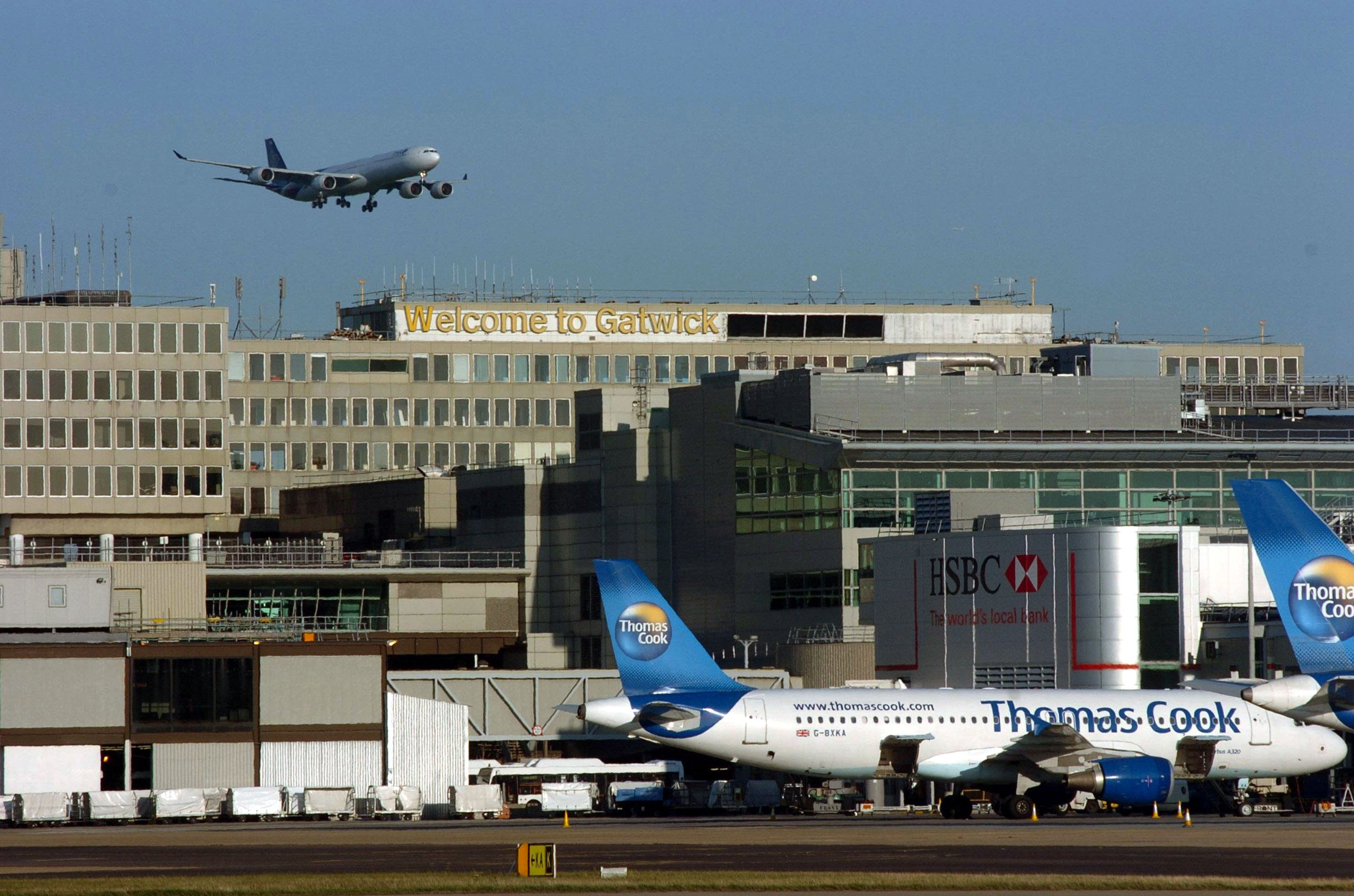 Gatwick to use standby runway to increase passenger capacity