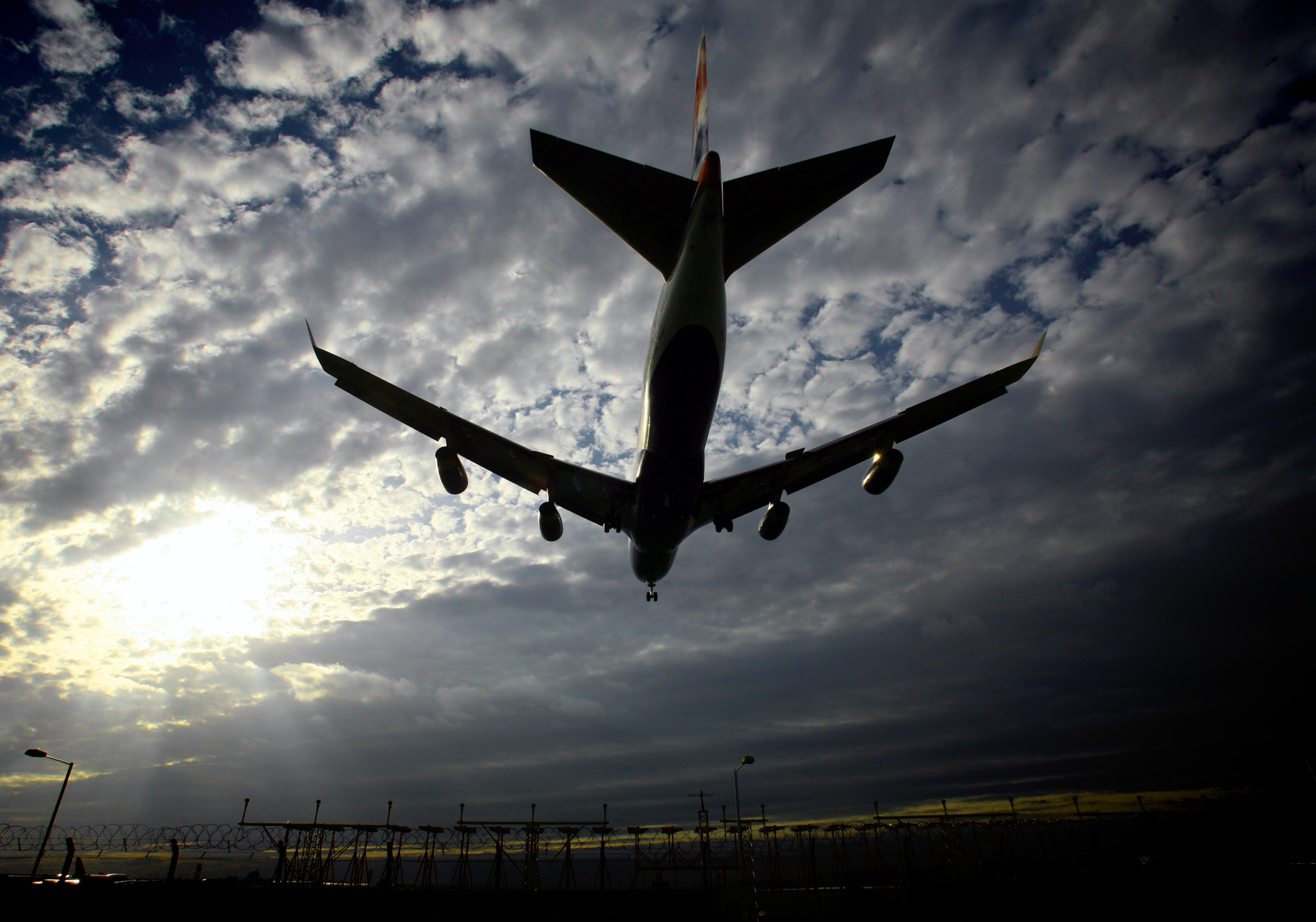 Extra carbon emissions charge could be slapped on airline tickets under Whitehall plans