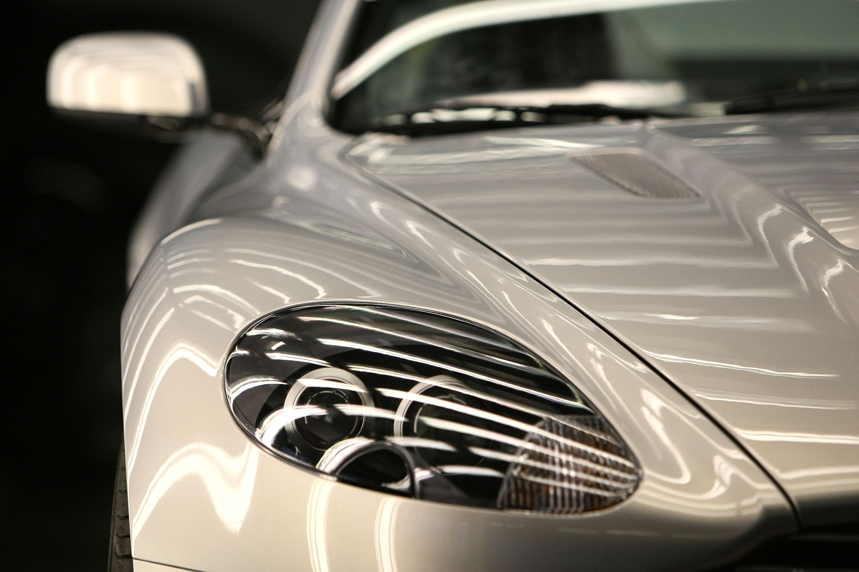 Aston Martin revenue warning leaves shareholders shaken, not stirred