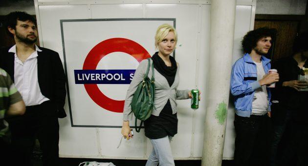 Tube map locates London's cheapest pints