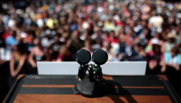 Why are we so afraid of public speaking?