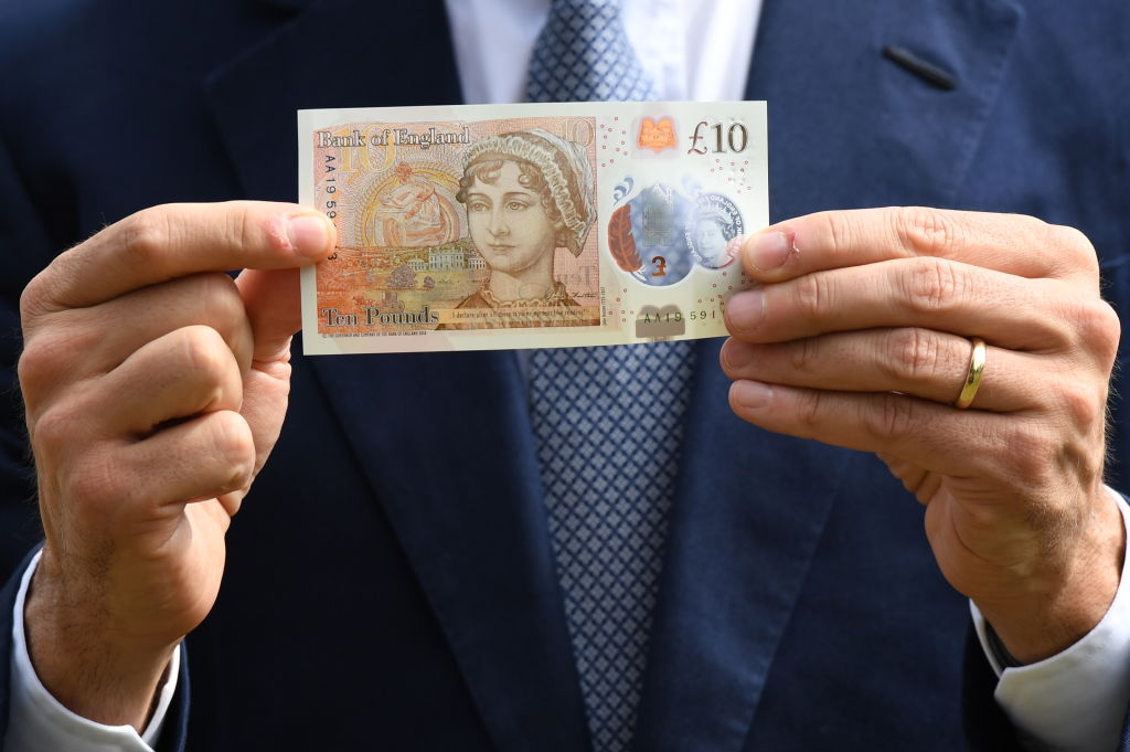 Sterling edges higher on UK no-deal Brexit preparations as FTSE 100 sheds gains