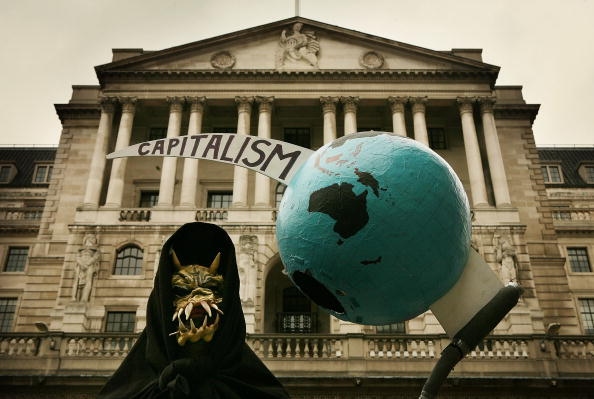 It's up to the business world to make the case for capitalism