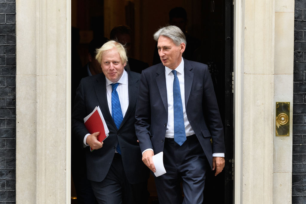 Philip Hammond 'may quit Downing Street' before new PM takes power if Boris wins
