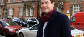 Evening Standard editor and former chancellor George Osborne is vying for the top role at the International Monetary Fund (IMF)