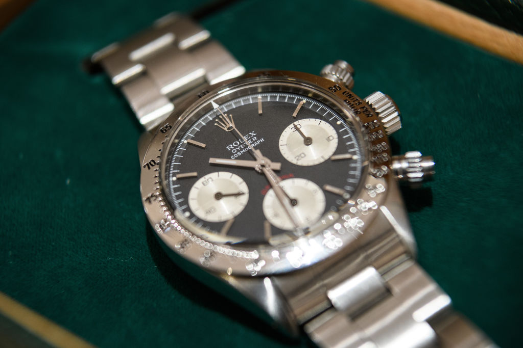Rolex seller Watches of Switzerland posts soaring sales in maiden results