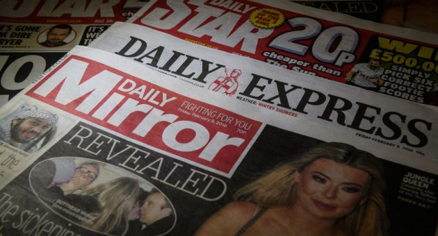 Daily Mirror owner Reach 'joins race to buy JPI Media'