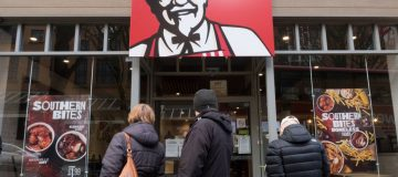 KFC first UK fast food giant to pledge better chicken welfare standards