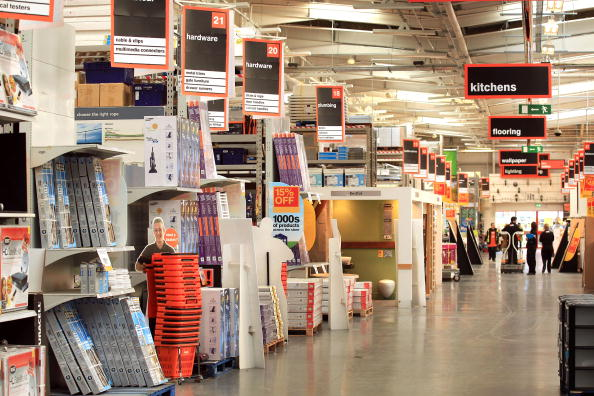 B&Q owner Kingfisher suffers shareholder rebellion over executive pay