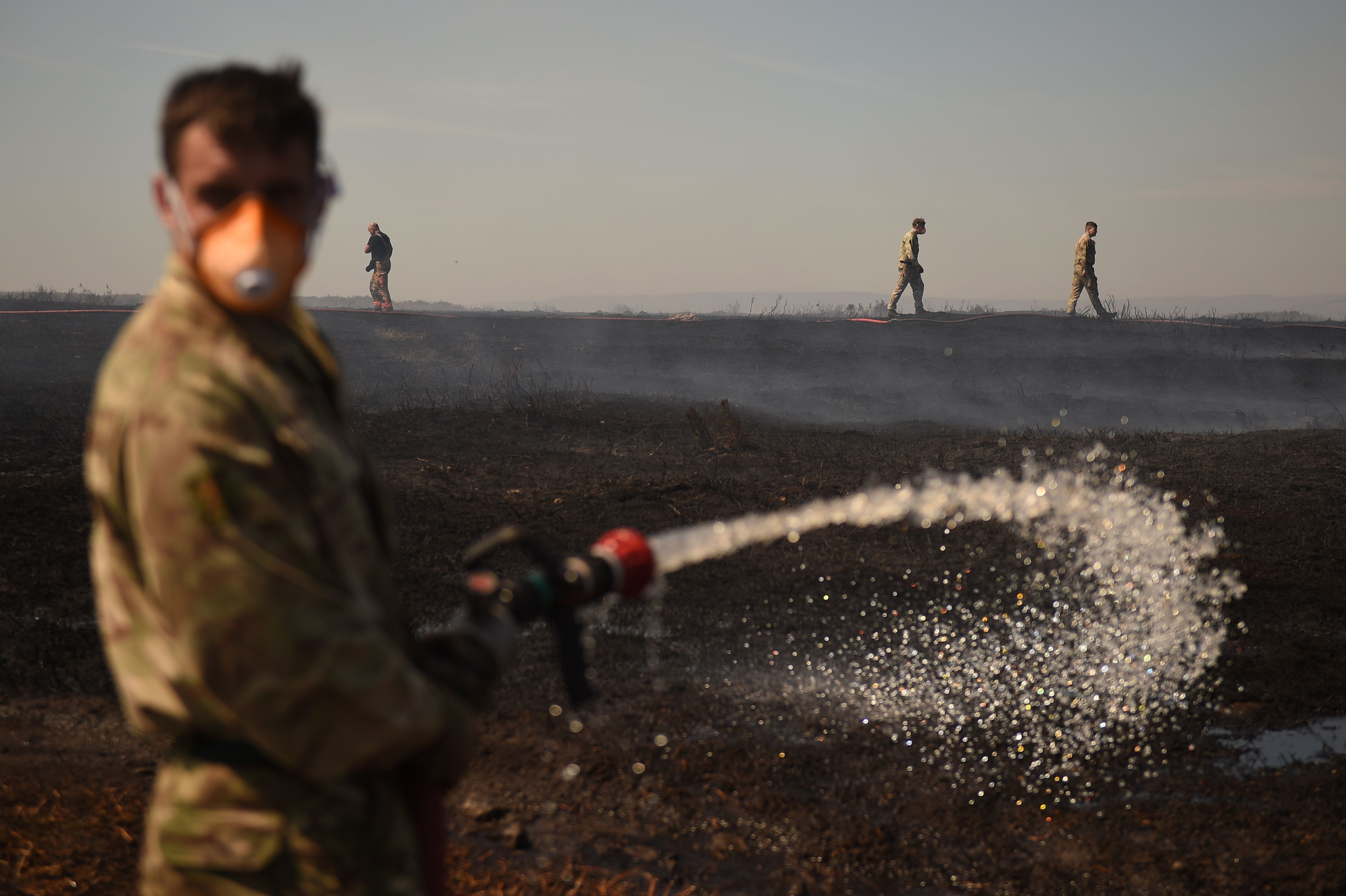 Army fire-fighting service handed to outsourcer Capita in £525m deal