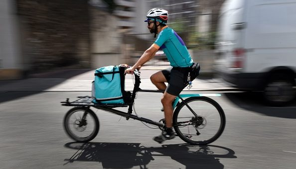 A third of gig economy couriers and delivery drivers have no savings