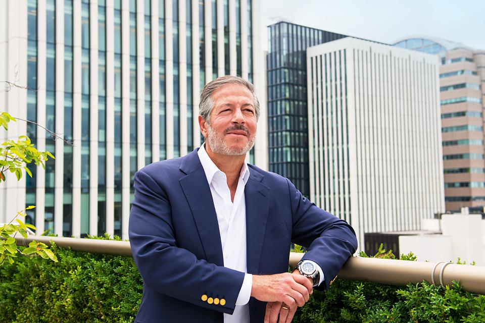 Tradeweb's CEO on tech, China, and modernising bond markets