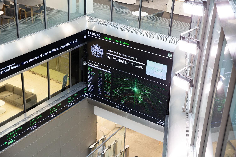 FTSE 100 takes battering as trade worries shake global markets