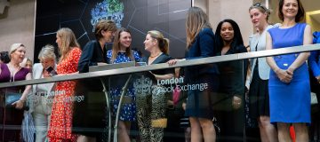 Senior women in finance call for female-led IPOs to triple