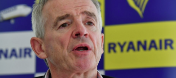 Ryanair boss Michael O'Leary warns of job losses over Brexit and Boeing woes