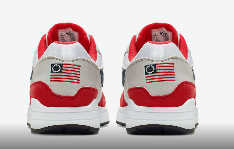 The Nike Air Max 1 4th of July trainers were pulled after a backlash