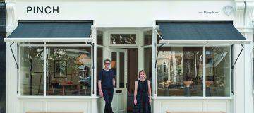 Pinch brings boutique British interiors to Pimlico's design district
