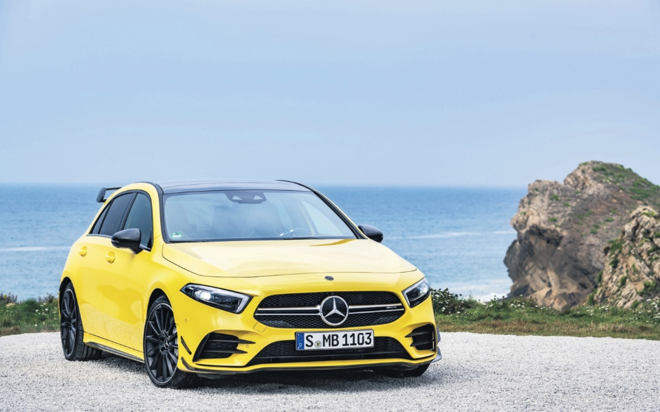 The new A35 isn't Mercedes-AMG's hottest hatchback, but it certainly isn't tepid