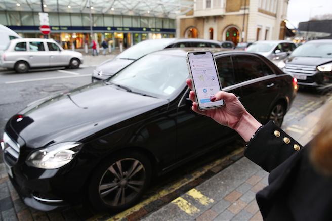 Uber rival Via Van wins three-year licence renewal from TfL