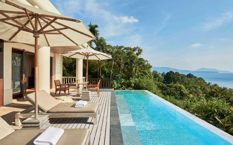 Trisara Hotel, Phuket, Thailand