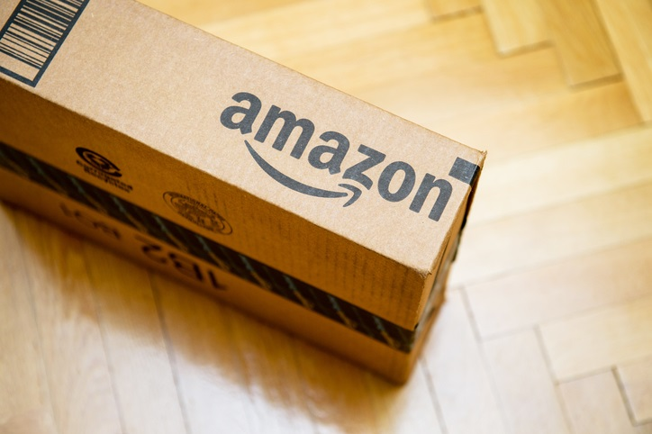 ii view: Sales boom at Amazon, but so do costs